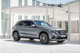 2016 Mercedes Glc300 4matic Sport
