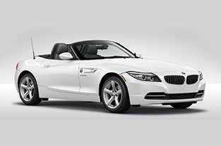 2016 bmw z4 sdrive28i convertible nationwide auto lease. Black Bedroom Furniture Sets. Home Design Ideas