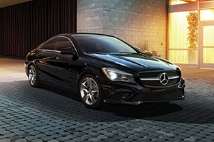 2016 Mercedes CLA250 4MATIC Coupe Luxury
